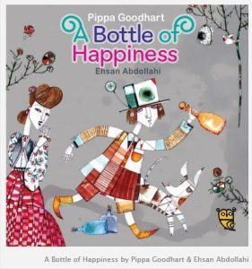 A Bottle of Happiness - image and web link