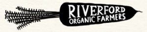 Riverford Organics logo and web link