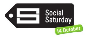 Social Saturday badge and web link...
