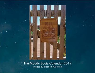 and web linkThe Muddy Boots Calendar 2019 - image