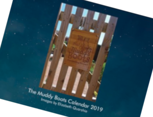 Muddy Boots Calendar - image and web link