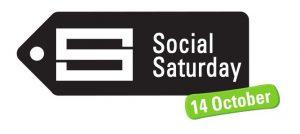 Social Saturday badge and web link...