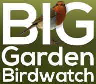 Big Garden Birdwatch 27 - 29 January 2018