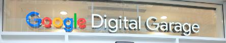 Digital Garage Tour - Google - image and web link