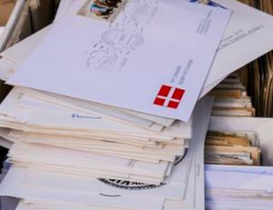 Responsible data - image of GDPR correspondence